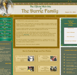 The Durrie Family
